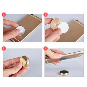 Image 5 - Soporte magnético para teléfono móvil, para salpicadero de coche, GPS, Universal