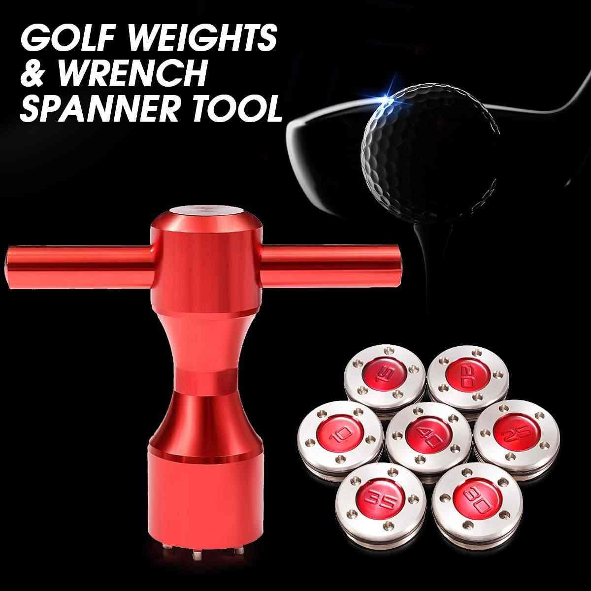 2 Pcs עבור Titleist-סקוטי-מתנהלים קמרון אדום גולף משקולות + ברגים ברגי כלי 10g/15 g/20g/25g/30g/35g/40g כולל גומי טבעות
