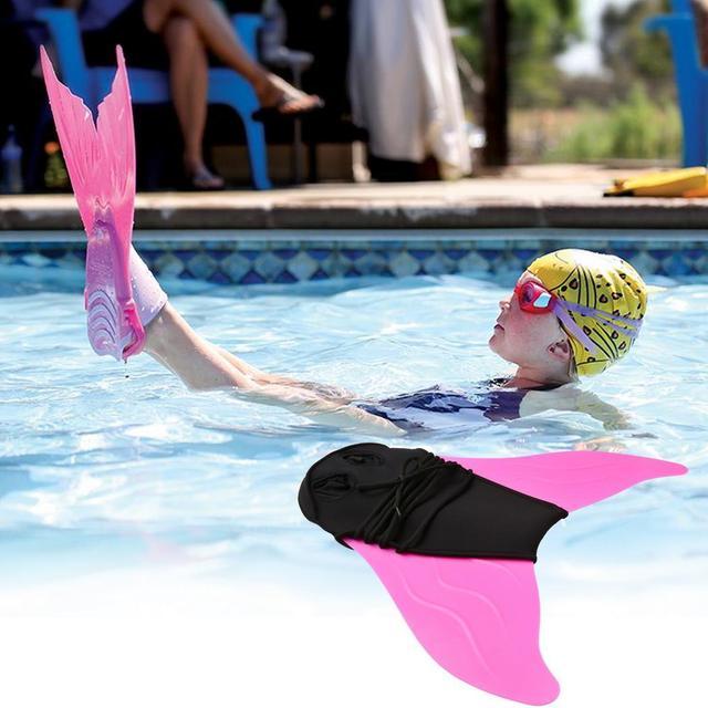 Kid's Mermaid Swimming Flippers