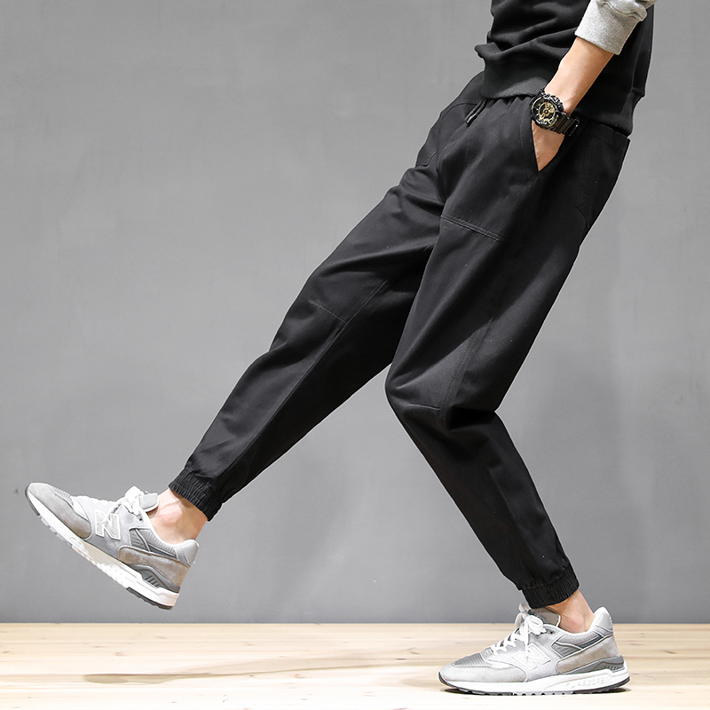 Cheap Wholesale 2019 New Autumn Winter Hot Selling Men's Fashion Casual Popular Long Pants MP93