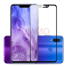 3D Full Cover Tempered Glass For Huawei Mate 10 Lite Mate 20 Lite Nova 3 3i Honor 10 P Smart Plus P20 Pro Lite Screen Protector for huawei nova 4 3 3i p smart plus honor 8x play mate20 p20 mate 10 20 lite pro screen protector film silicone hydrogel sticker