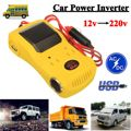 1000 W Auto Power Inverter 12 V DC Zu 220 V AC Converter LCD Display Dual USB Auto Wechselrichter    -