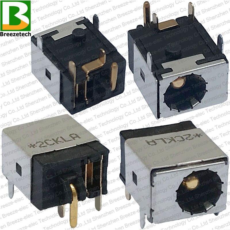 - Computer Cables Sukvas 100/% Sukvas DC Power Jack Socket Connector for ASUS Cable Length: 0.2m