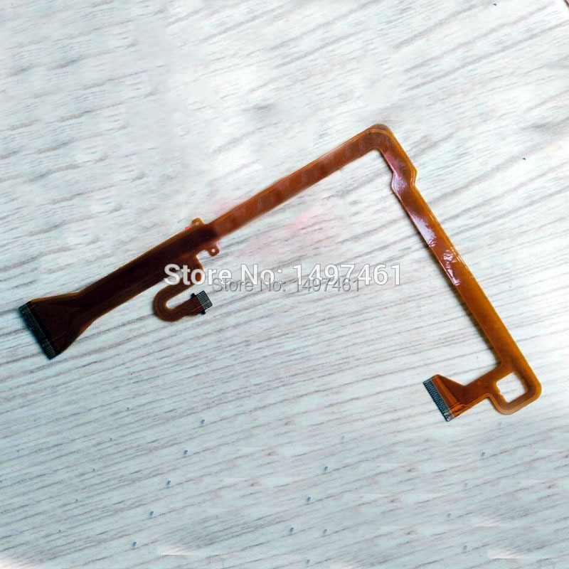 LCD Hinge Rotate Shaft Flex Cable For Panasonic DMC-GH3 DMC-GH4 GH3 GH4 Camerra