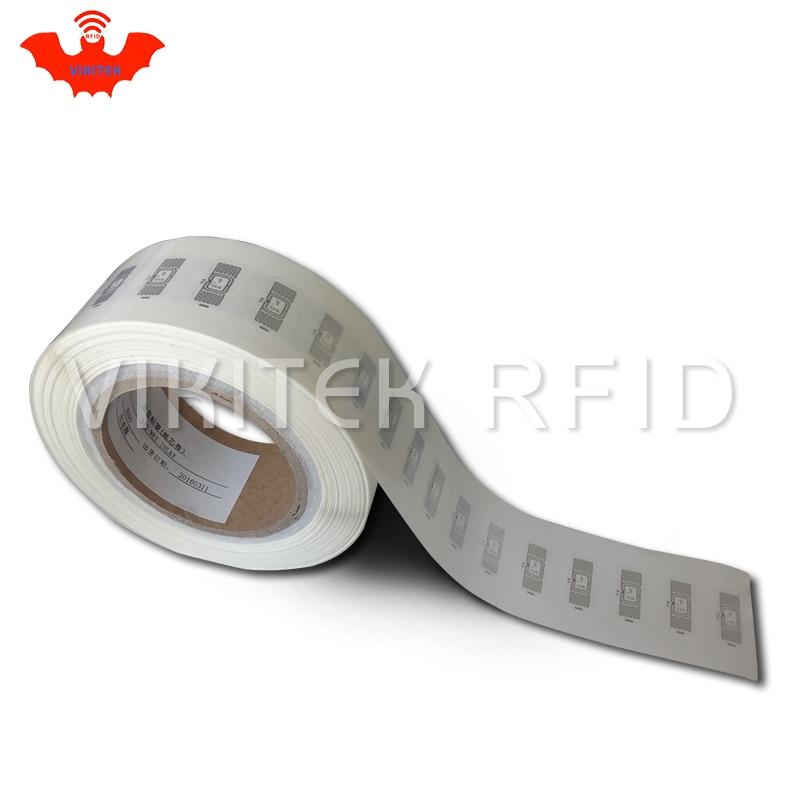 Impinj B42 UHF RFID-Klebefeuchteinlage 500 Stück pro Rolle - Schutz und Sicherheit - Foto 4