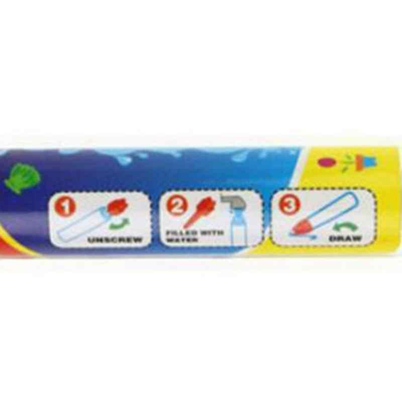 Многоразовые магия кисточек для рисования количество нетоксичный прозрачный акварель ткань игрушечные ручки большого размера для детская игрушка для рисования Домашняя одежда ручка