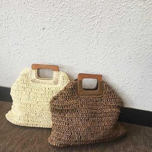 2019 Bohemian Straw Bags for W