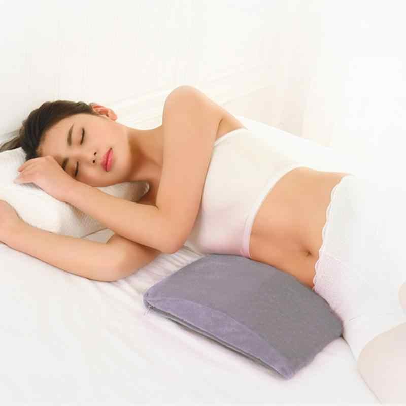 זיכרון כותנה מותניים בחזרה כרית כרית המותני שינה כרית מותניים בהריון אישה המותני כרית רגל כריות כותנה בחזרה כרית