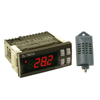 Intelligent PID Temperature Humidity Controller Multifunction Automatic Egg Incubator Thermometer with LCD Display