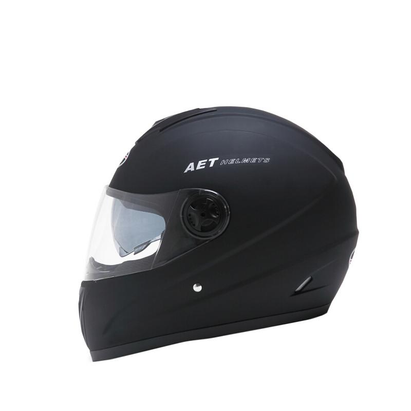 Motorcycle Helmet Cool Modular Moto Helmet With Inner Sun Visor Safety Double Lens Racing Full Face The Helmet Casco Moto Helmet