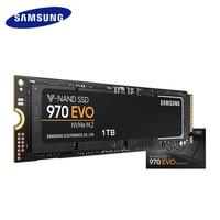 Samsung SSD 250GB 500GB 1TB 970 EVO NVMe M.2 Internal SSD Solid State Hard Disk NVMe 970 Evo SSD PCIe 3.0 x4, NVMe 1.3