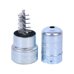 Image 5 - Auto Batterij Post Terminal Cleaner Vuil En Corrosie Borstel Hand Clean Tool Velgen Band Wasborstel Auto Car Care schoonmaken