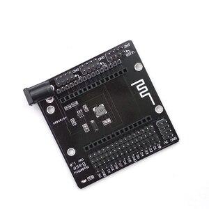 Image 3 - NodeMcu Base ESP8266 Testing DIY Breadboard Basics Tester Suitable Nodemcu Shield For NodeMcu V3