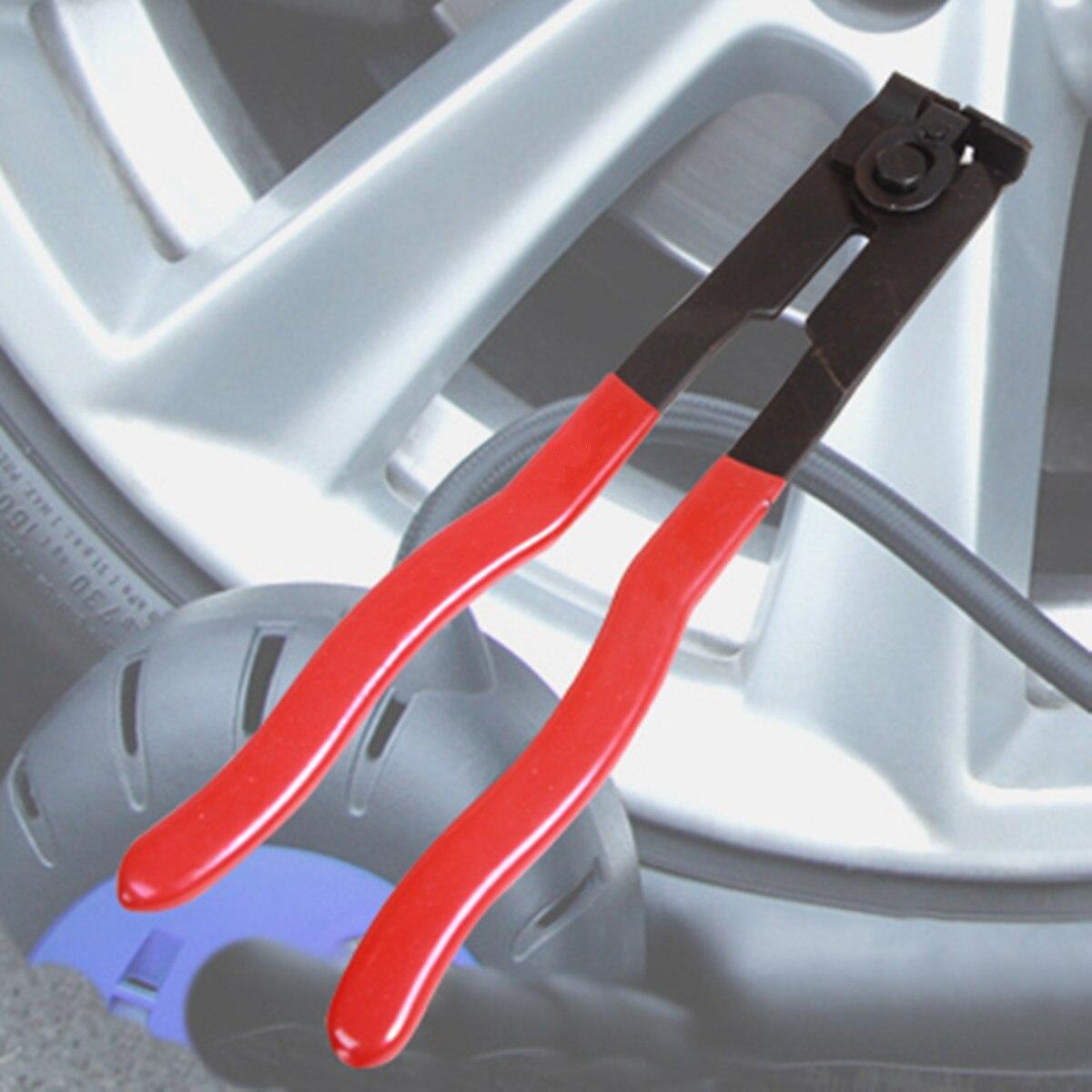 Spann Zangen Ohr Typ CV Joint-Boot Clamp Für Kraftstoff Kühlmittel Schlauch Rohr Zange Installer Tool 23,8x3,8 cm /9,37x1,50 PVC Stahl