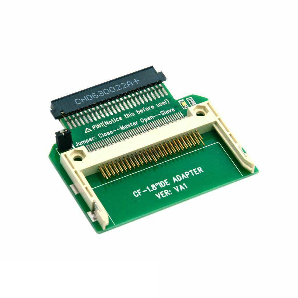 Cf Merory Card Compact Flash To 50Pin 1.8