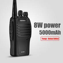 Applicable to tiengu TG600S professional radio mini-type civil power-saving CTCSS with LED lamp walkie-talkie(China)