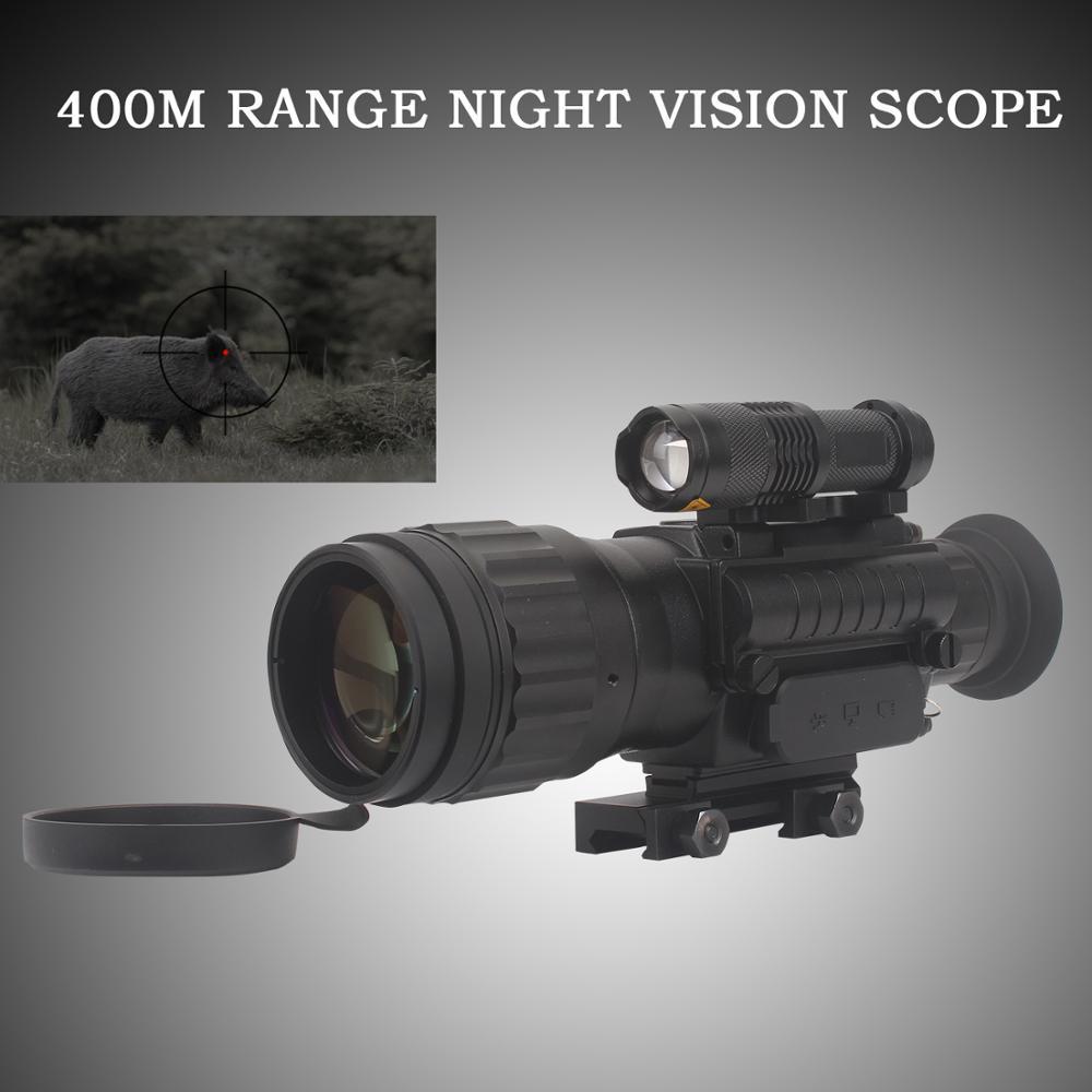 Video-Cameras Hunter Bestguarder Night-Vision 850nm-Wildlife for WG60 400m-Range Surveillance