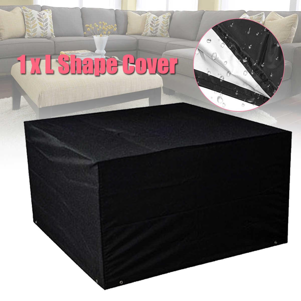 Waterproof Outdoor Patio Garden Furniture Cover Rain Snow Chair Wicker Sofa Table Dust Proof