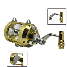 купить Trolling Fishing Reel Right Hand Fishing Spinning Reel  Ball Bearings Saltwater Trolling Reels Casting Fishing дешево