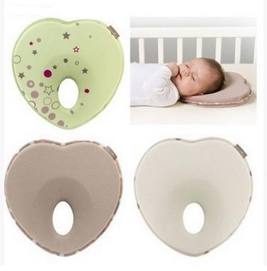 2019 Infant Anti Roll Pillow Shape Toddler