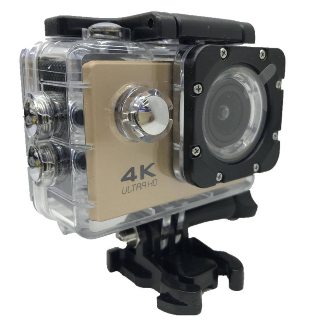 Sport & Action-videokameras Nett Mini 4 K Volle Hd Sport Recorder Wifi 2,0 Zoll Sj60 Wasserdichte Outdoor Kamera Camcorder Avi Usb 2.0 900 Mah Nachfrage üBer Dem Angebot