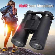 10x42 с высоким увеличением, дальний зум, 10-60 раз, охотничий Телескоп, Бинокль, Hd профессиональный зум, ночное видение, Монокуляр