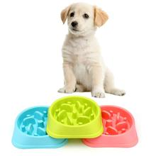 Pet Whirlwind Bowl Slow Food Plastic Healthy Dog Safe And Non-toxic Easy To Clean Wholesale