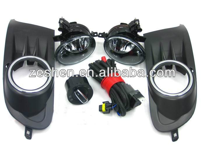CHESHUNZAI для VW GOLF 6/MK6 передние противотуманные фары/огни