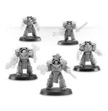 Terminadores legião cataphractii