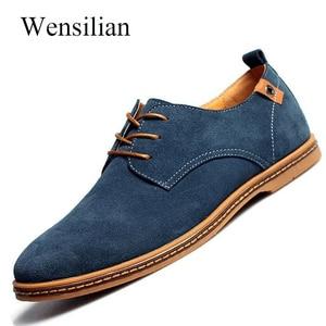 Image 1 - Luxury Mens รองเท้าหนังลำลองรองเท้า Loafers ฤดูร้อน Oxfords อิตาเลี่ยนรองเท้าผ้าใบผู้ชายใหม่ฤดูใบไม้ผลิ Zapatos Hombre Vestir