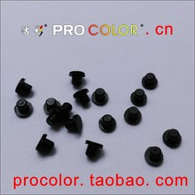 5mm 5.16mm 5.55mm 5.16 5 5.2 5.55 5.5 13/64 7/32  mm Translucent Silicone round solid tactile switches push button switch cap