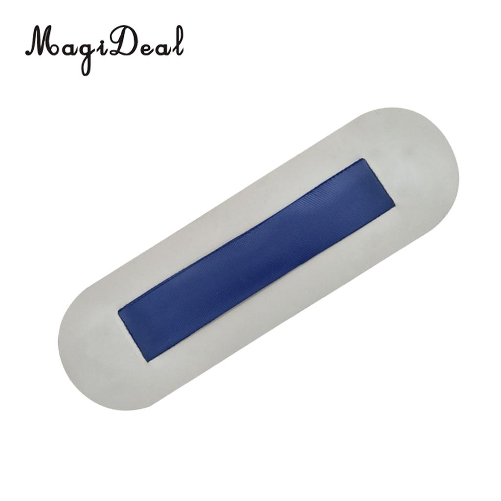 MagiDeal Inflatable Boat PVC Seat Strap/Patches Light Grey Blue For Water Sports Marine Kayak Canoe Boating Dinghy Yacht Accesso
