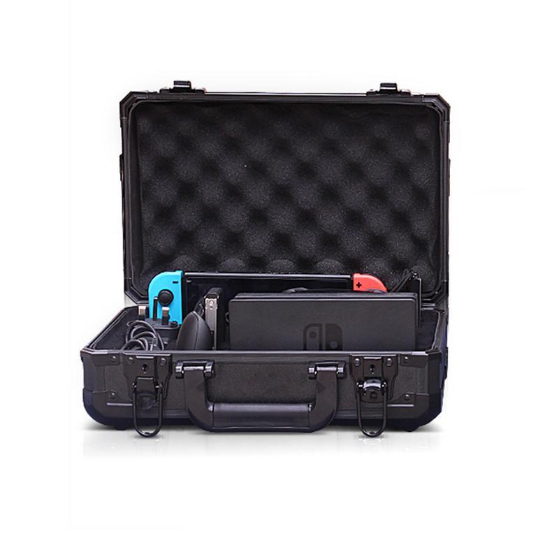 Boîte de rangement pour accessoires en alliage d'aluminium boîte de Protection NS pour étui de transport pour interrupteur
