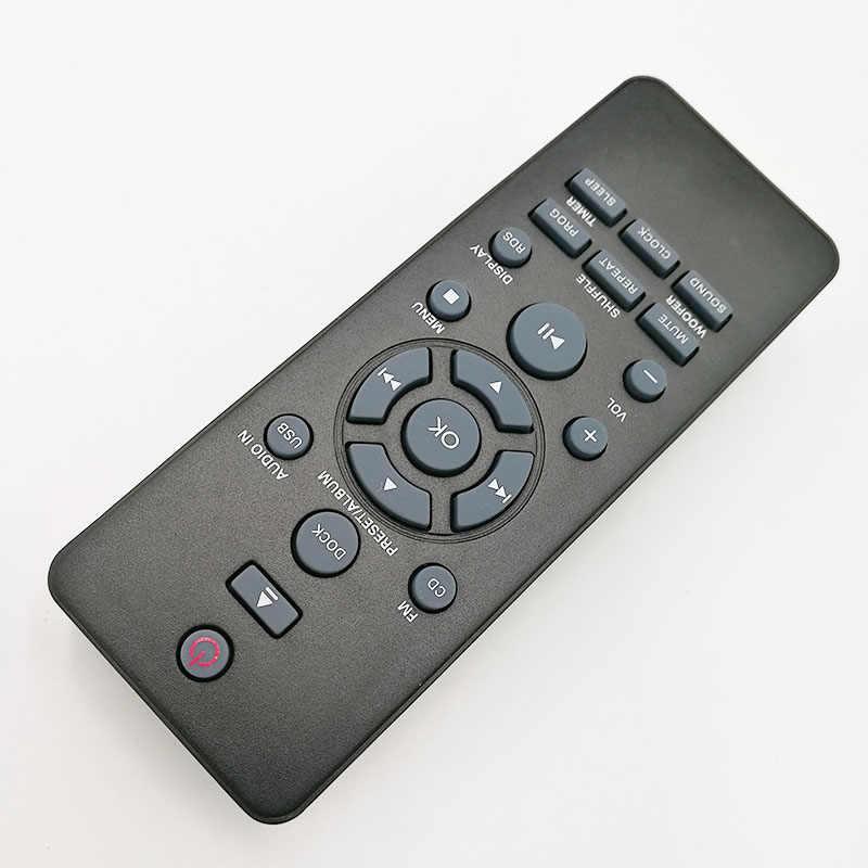 ใหม่ Original รีโมทคอนโทรลสำหรับ Philips DCM3160 DCM2330 DCB3270 BTM5120 DTM3155 Mini music