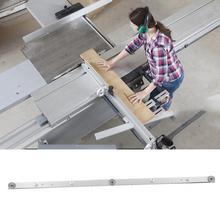 Линейная направляющая, 650 мм, алюминиевый сплав, НАПРАВЛЯЮЩАЯ, Торцовочная штанга, слайдер, стол, пила, калибр, Торцовочная штанга