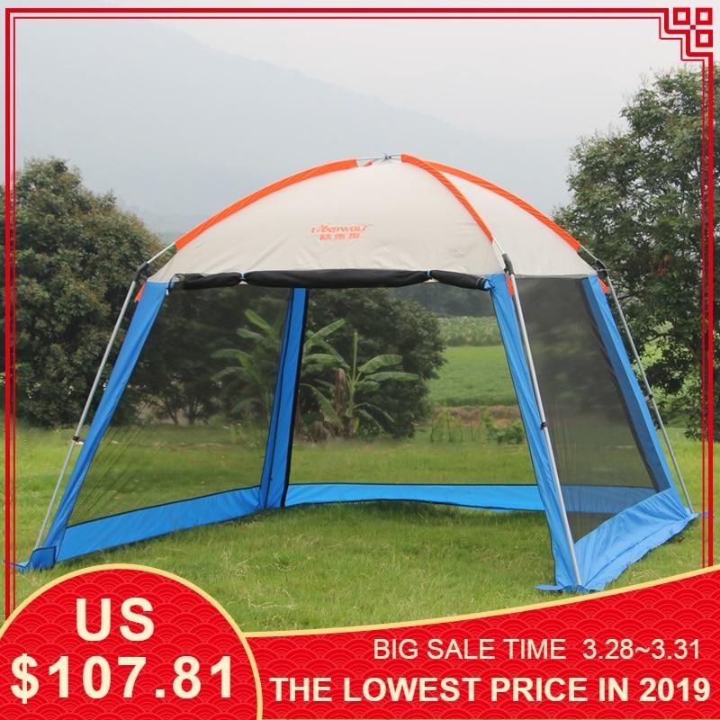 6Personnes Pot De Camping Ext/érieur en Alliage Daluminium pour Le Camping Sports De Plein Air Randonn/ée Randonn/ée P/êche