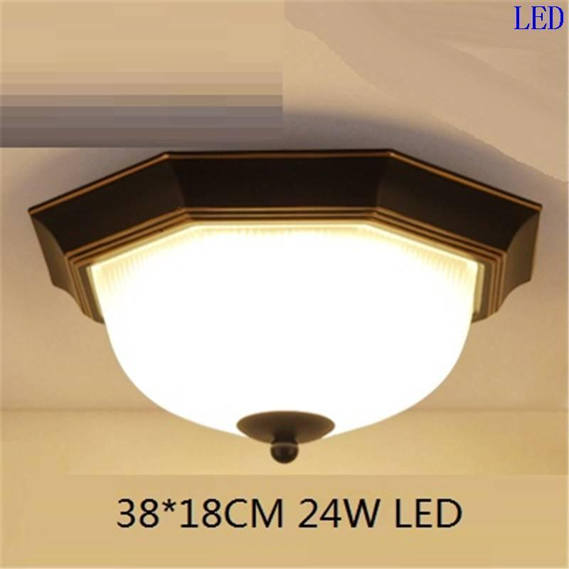 For Home Lighting Plafonnier Moderne Industrial Decor Plafondlamp Living Room Luminaria De Teto Lampara Techo Led Ceiling Light in Ceiling Lights from Lights Lighting