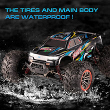XINLEHONG TOYS RC Car 9125 1:10 RC Cars 2.4GHz 4WD 46km/h High Speed Remote Control Short-course Waterproof US Plug(China)