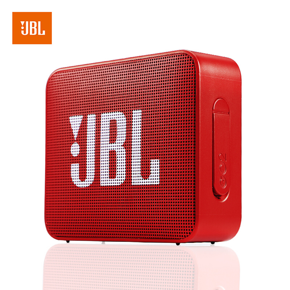 JBL GO2 Wireless Bluetooth Speaker IPX7 Waterproof Outdoor Portable Speakers Rechargeable Battery with Mic 3 5mm