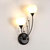 G9 cristal moderna do vintage conduziu a lâmpada de parede luminárias para escada quarto casa banho iluminação