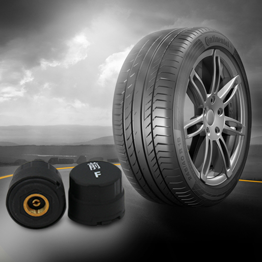 Zeepin Motorcycle TPMS Tire Pressure Detection System Intelligent 2 Sensors Wireless Blutooth App IP67 Real Time For Motor
