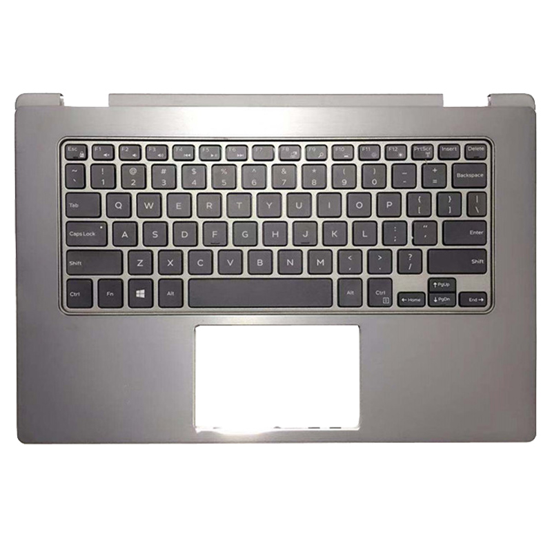 Free Shipping!!! 1PC 95%New Laptop Shell Case C Palmrest For Dell INS 7000 Inspiron 13 7352 7353