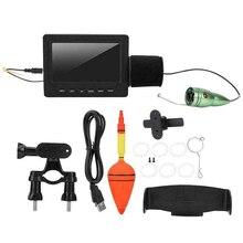 Горячая-Подводное рыбопоисковое устройство Ice видео рыболовная камера ЖК-монитор ночной рыбопоисковая камера