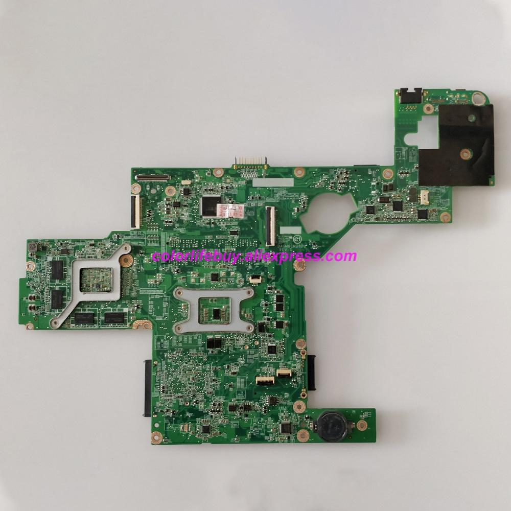 Image 2 - Genuine CN 0714WC 0714WC 714WC DAGM6CMB8D0 GT540M/2G HM67 Laptop Motherboard Mainboard for Dell XPS L502X Notebook PC-in Laptop Motherboard from Computer & Office