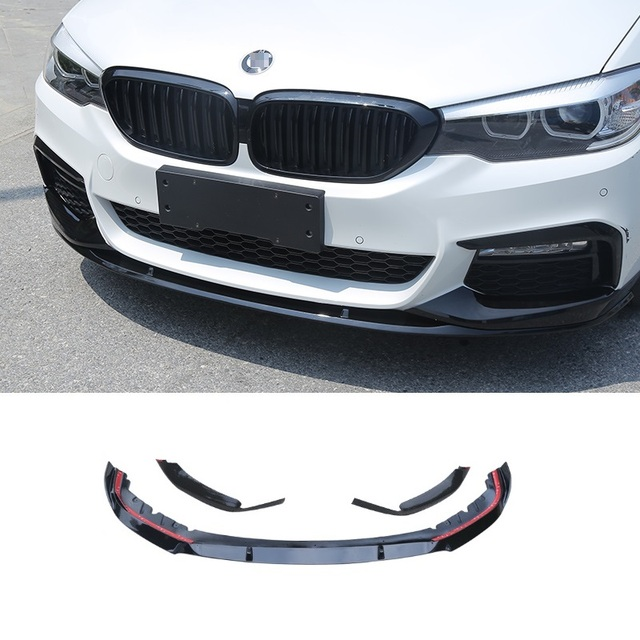 Auto Protector Coche Car-styling Guard Car Molding Bumper Sticker Styling Mouldings 12 13 14 15 16 17 18 19 FOR BMW 5 series