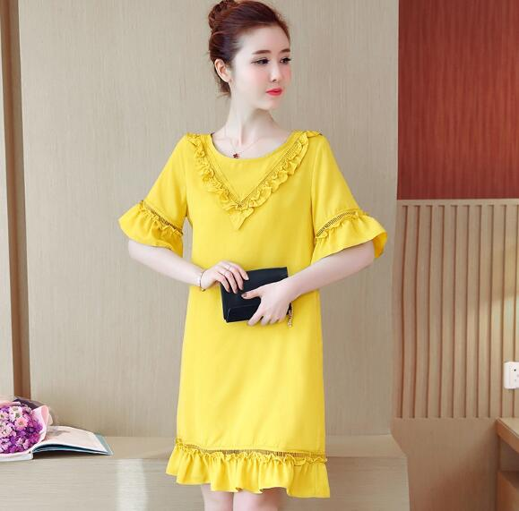 Spring and summer new maternity dress fashion short-sleeved maternity dress C-7Spring and summer new maternity dress fashion short-sleeved maternity dress C-7