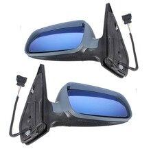 السيارة الخارجية الكهربائية الجناح اليسار/اليمين الجانب الباب مرآة لشركة فولكس فاجن بورا جولف Mk4 1997 2005