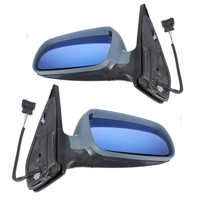 Car Exterior Electric Wing Left /Right Side Door Mirror For VW Bora Golf Mk4 1997 2005