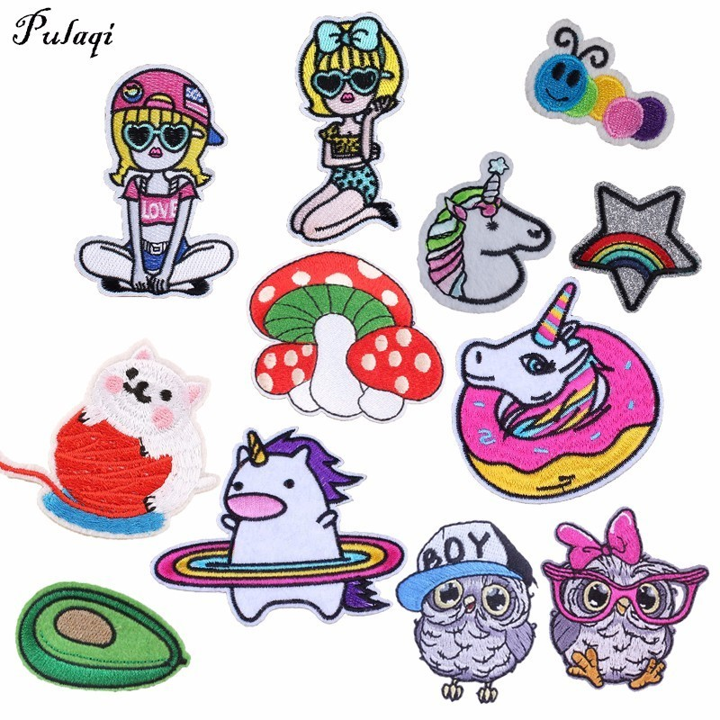 Video Games Pulaqi The Secret Life Of Pets Iron On Transfer Embroidered Appliqued Printed Anime Clothing Arm Badge Animal Cartoon Patches H Without Return