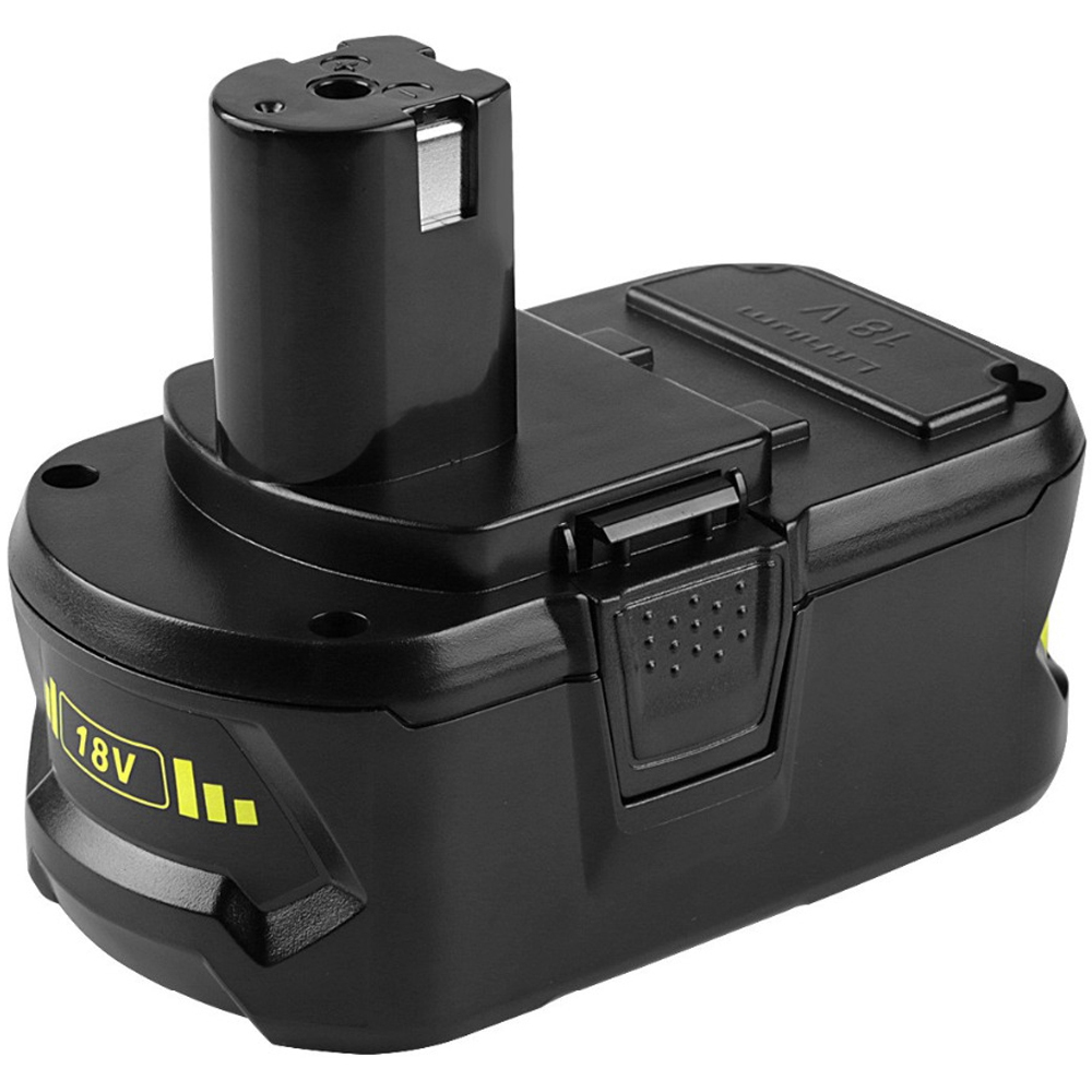New 18V 5000Mah Li-Ion Battery Power Tool Battery For Ryobi P108 Rb18L40 Rechargeable Battery Pack Power Tool Cell Ryobi One +New 18V 5000Mah Li-Ion Battery Power Tool Battery For Ryobi P108 Rb18L40 Rechargeable Battery Pack Power Tool Cell Ryobi One +